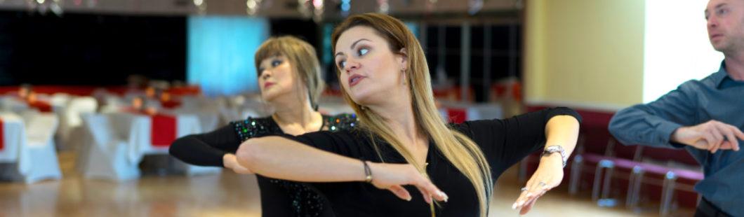 Ballroom Dance Coaching