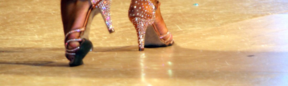 Perfect your footwork in Latin dancing