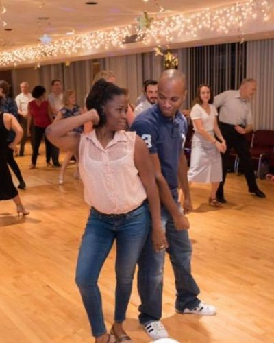Social Dance Parties at Chevy Chase Ballroom